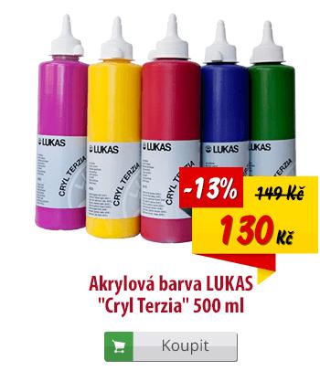 Akrylová barva Lukas Cryl Terzia