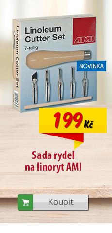 Rydla na linoryt AMI