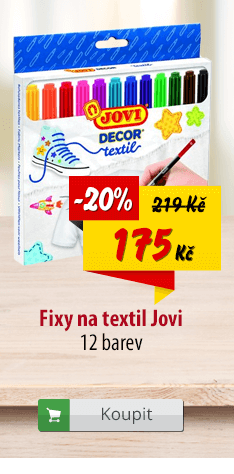 Fixy na textil Jovi