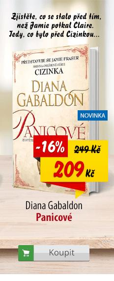 Diana Gabaldon Panicové