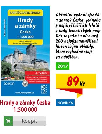 Hrady a zámky Česka