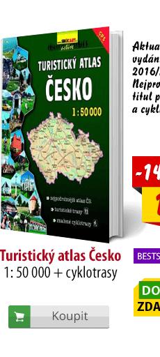 Turistický atlas Česko