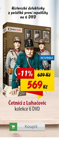 Četníci z Luhačovic DVD