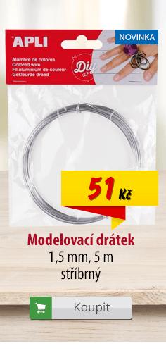 Modelovací drátek