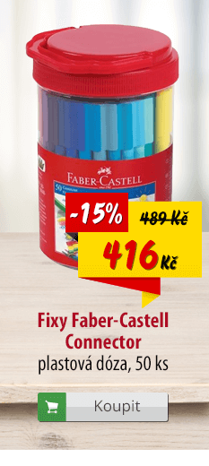 Fixy Faber-Castell Connector