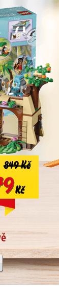 LEGO Disney Vaiana a dobrodružství na ostrově