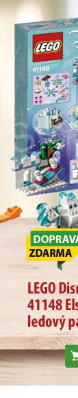 LEGO Disney Elsa a její ledový palác