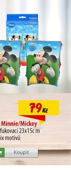 Rukávky Mickey a Minnie