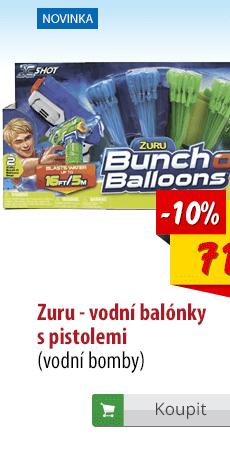 Zuru vodní balonky s pistolemi
