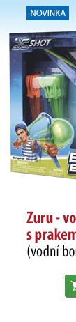 Zuru vodní balonky s prakem