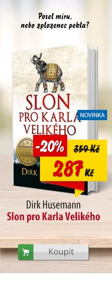 Dirk Hausemann Slon pro Karla Velikého