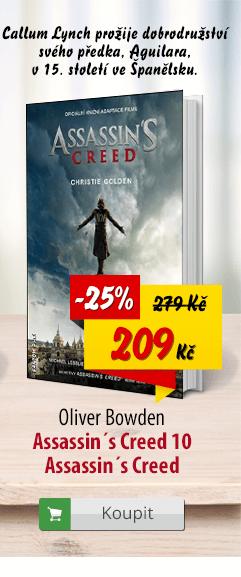 Assassin's Creed 10 kniha