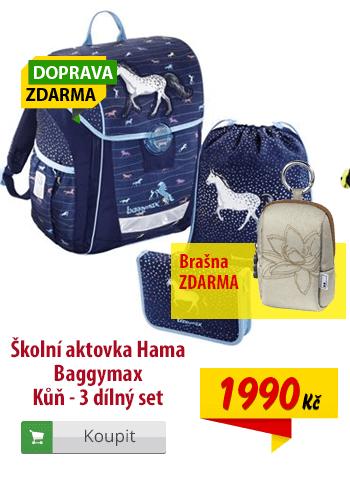 Aktovka Hama Baggymax Kůň