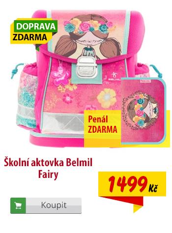 Aktovka Belmil Fairy