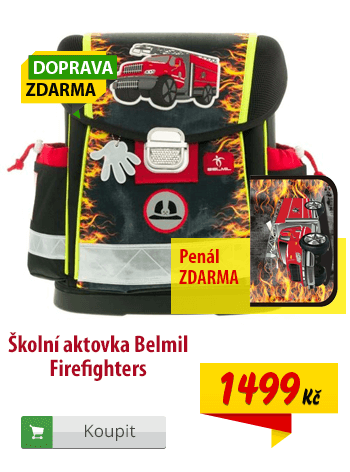 Aktovka Belmil Firefighters
