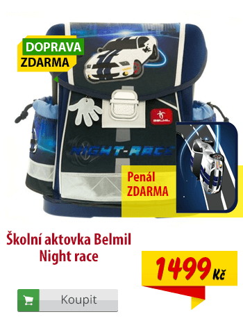 Aktovka Belmil Night race