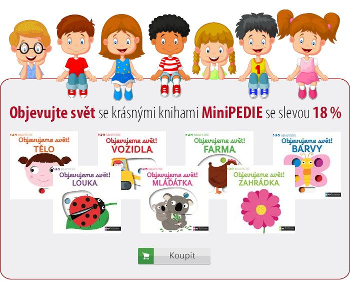 Dětské knihy MiniPedie