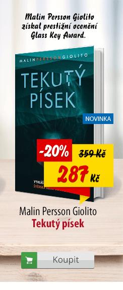 Malin Persson Giolito Tekutý písek
