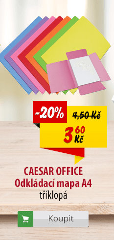 Caesar Office odkládací mapa A4
