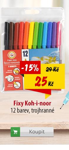 Koh-i-noor fixy