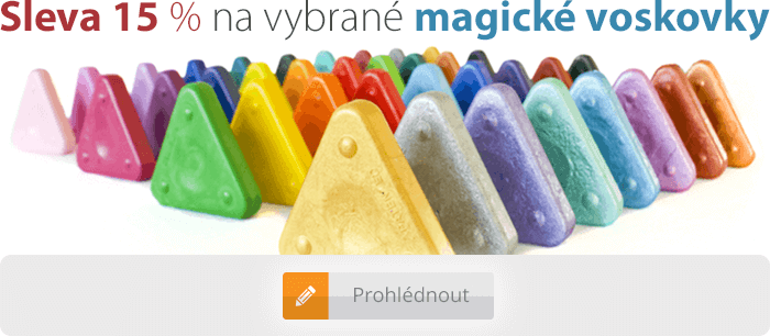 Magické voskovky Primo