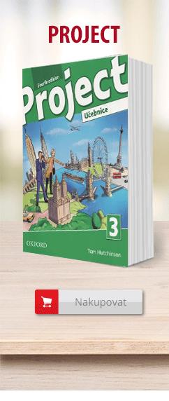 Project učebnice