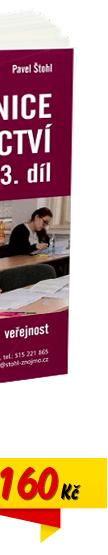 Učebnice účetnictví pro SŠ