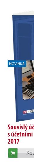 Souvislý účetní příklad s doklady