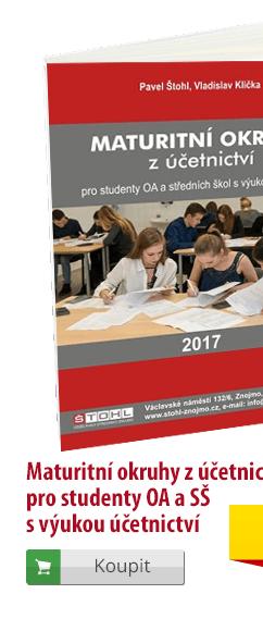 Maturitní okruhy z účetnictví