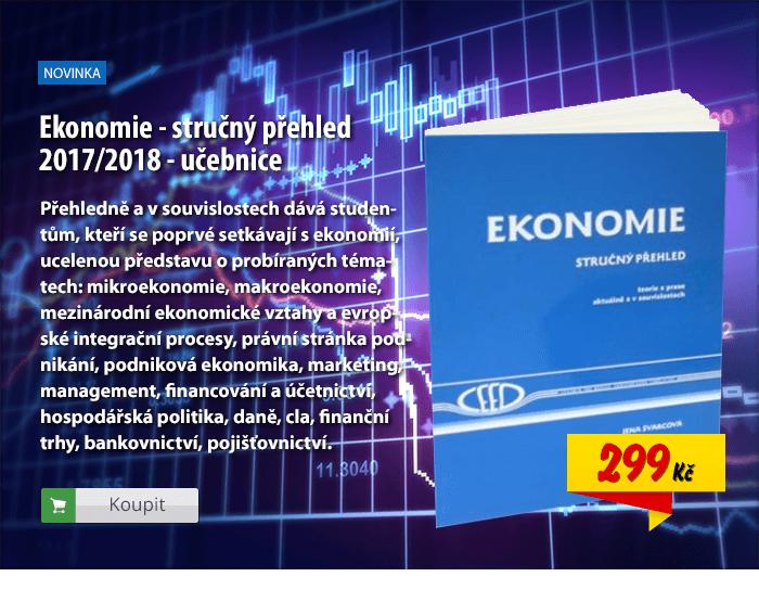 Ekonomie stručný přehled