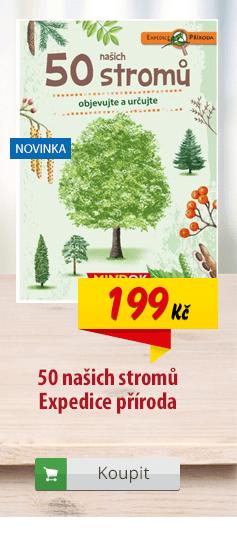 50 našich stromů Expedice příroda