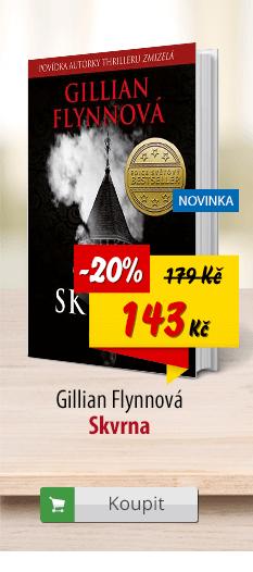 Gillian Flynnová Skvrna