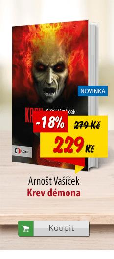 Arnošt Vašíček Krev démona