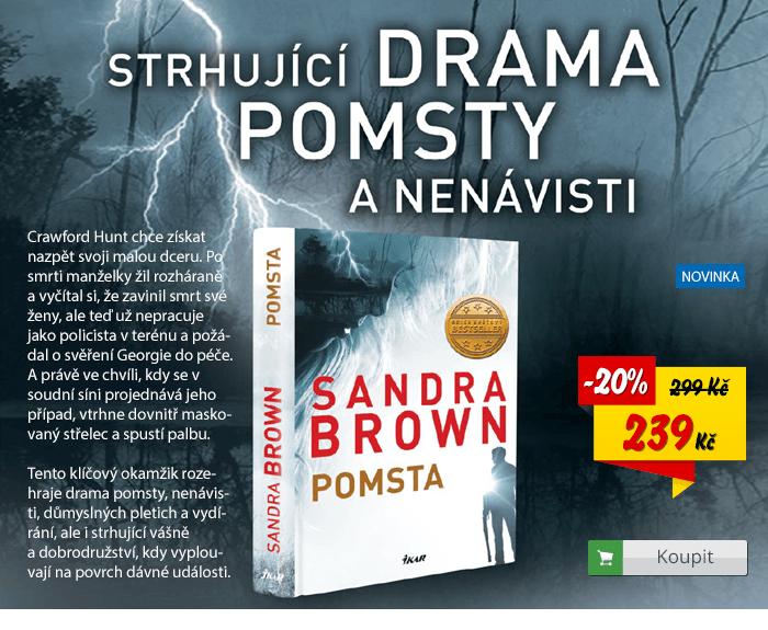 Sandra Brown Pomsta