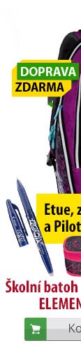 Školní batoh Bagmaster Element