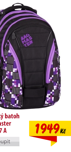 Studentský batoh Bagmaster Bag