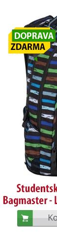 Studentský batoh Bagmaster Lincoln