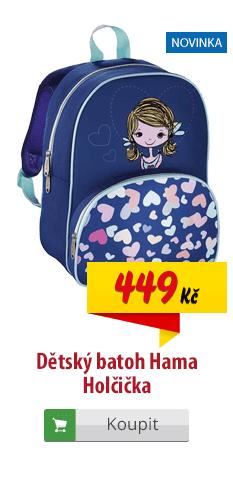 Dětský batoh Hama holčička