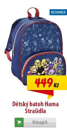 Dětský batoh Hama příšerky