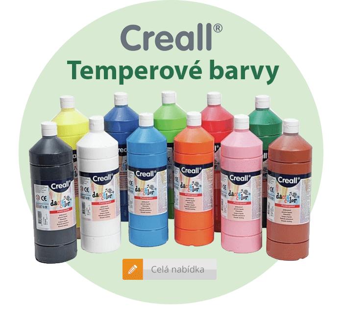 Creall temperové barvy