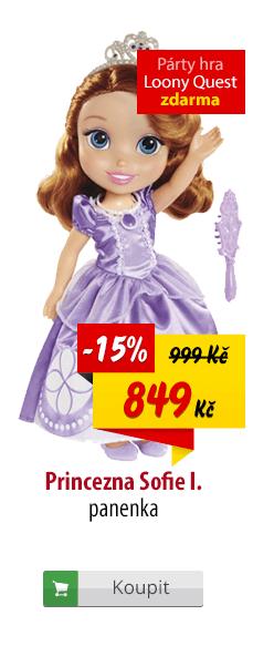 Panenka Princezna Sofie I.