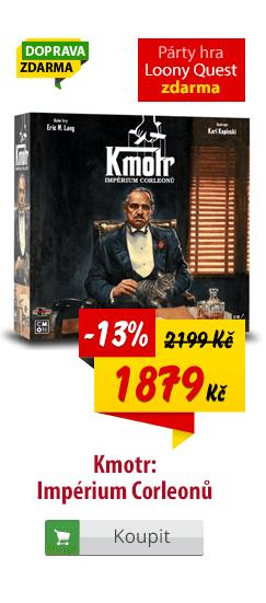 Kmotr Impérium Corleonů hra