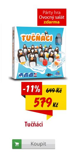 Tučňáci hra