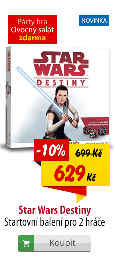 Star Wars Destiny hra