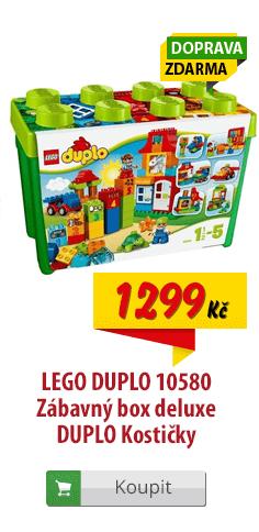 LEGO Duplo Zábavný box deluxe