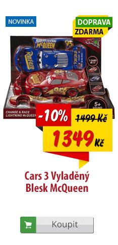 Blesk McQueen Cars 3