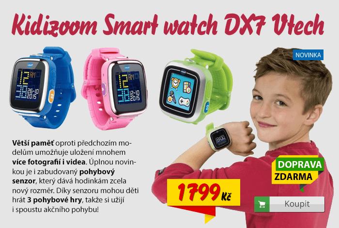 Kidizoom Smart watch DX7 Vtech