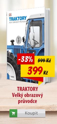 Traktory Velký obrazový průvodce