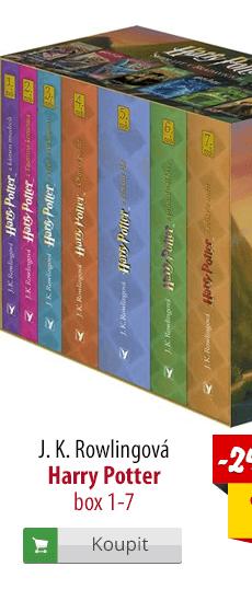 Harry Potter komplet knih