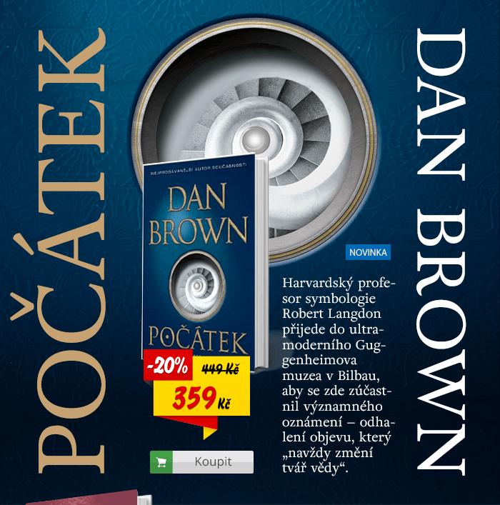 Dan Brown Počátek